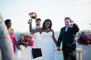 Bride and Groom Sunset-Da-Monalisa-Cabo-Arielle